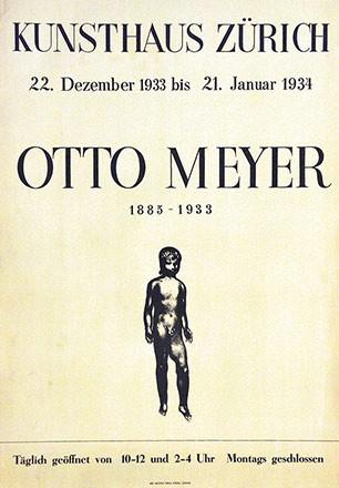 Anonym - Otto Meyer
