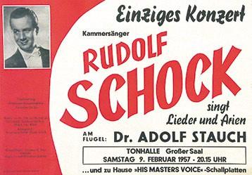 Hobusch - Rudolf Schock Konzert
