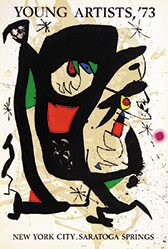 Miró Joan - Young Artists