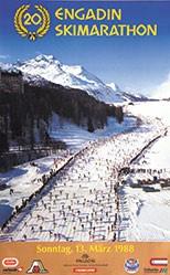 Filli C. (Foto) - 20. Engadin Skimarathon