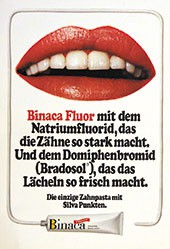 GGK Werbeagentur - Binaca Fluor