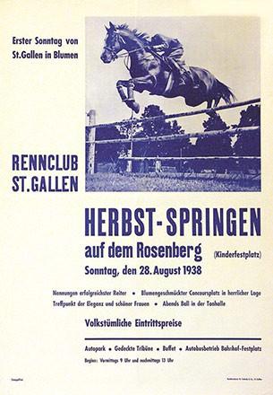 Anonym - Herbst-Springen auf dem Rosenberg