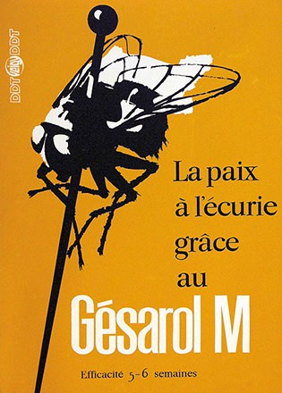 Anonym - Geigy - Gésarol M