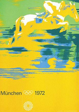 Cranham Gerry (Foto) - Olympische Spiele München