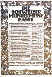 Hosch Paul - Mustermesse Basel