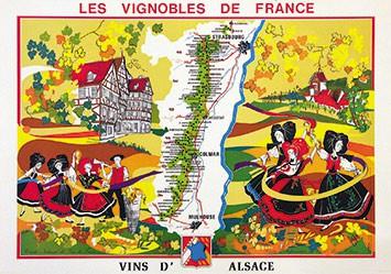 Le Gales F. - Vins d'Alsace