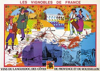 Le Gales F. - Vins du Languedoc