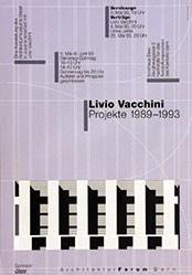Bundi Stephan - Livio Vacchini - Projekte