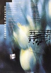 Grünig Urs - Johann Sebastian Bach - Johannes Passion
