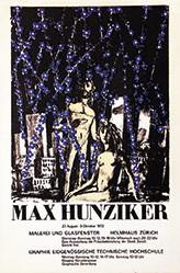 Anonym - Max Hunziker