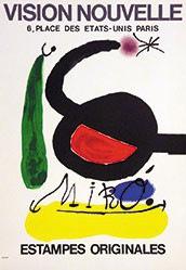 Miró Joan - Miró - Vision Nouvelle