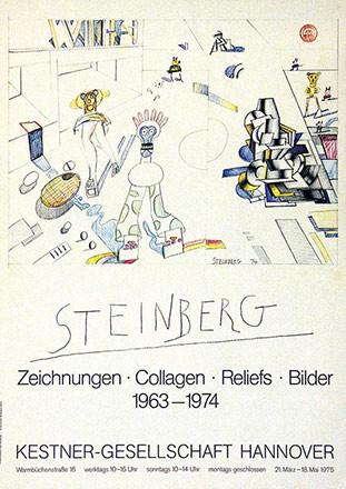 Steinberg Saul - Steinberg - Kestner-Gesellschaft