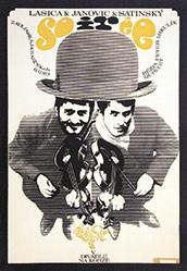 Anonym - Lasica & Janovic & Satinsky - Soirée