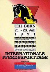 Anonym - Internationale Pferdesporttage
