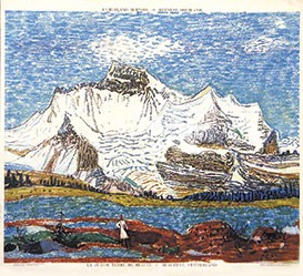Carigiet Alois - Schweiz - Berner Oberland