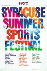 Jenkins Steve - Syracuse Summer Sports Festival