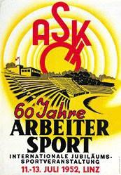 Anonym - 60 Jahre Arbeiter Sport