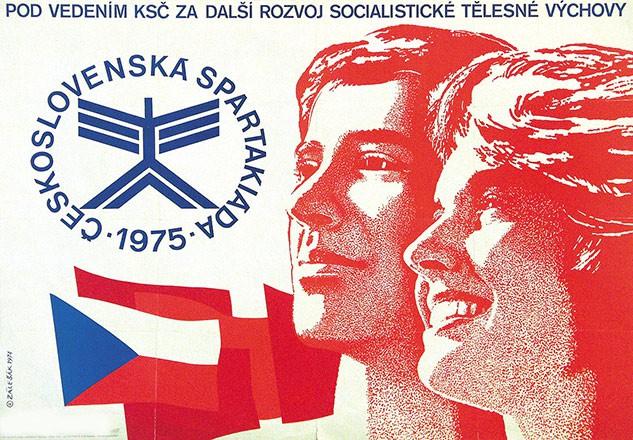 Zalesak - Spartakiada Ceskoslovenskà