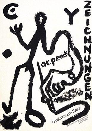 Anonym - A. R. Penck - Zeichnungen