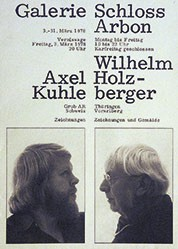 Anonym - Axel Kuhle / Wilhelm Holzberger