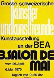 Anonym - Kunstausstellung an der BEA