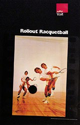 Hoppe Stone Douglas - Rollout Racquetball