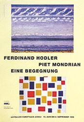 Müller Lars - Ferinand Hodler / Piet Mondrian