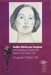 Hunziker Jürg Peter - Hodler Werke aus Sarajevo