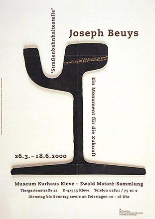 Zöllner Michael - Joseph Beuys - Museum Kurhaus Kleve