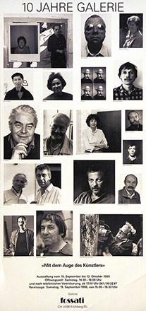 Anonym - 10 Jahre Galerie Fossati