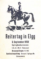 Laubi Hugo - Reitertag in Elgg