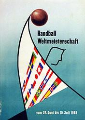 Halt R. - Handball Weltmeisterschaft