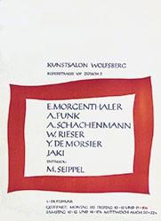 Anonym - Diverse Künster - Kunstsalon Wolfsberg