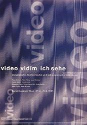 Blättler Gerhard - Video vidim ich sehe
