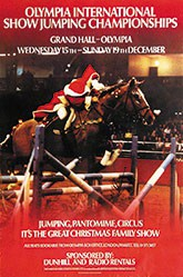 Art in Advertising - Show Jumping Championships
