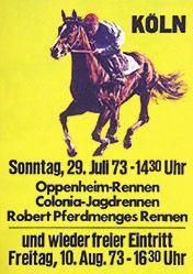 Anonym - Oppenheim-Rennen