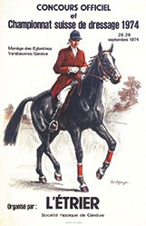 Elzingre Edouard - Concours Officiel