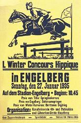 Monogramm F.B. - Winter Concours Hippique