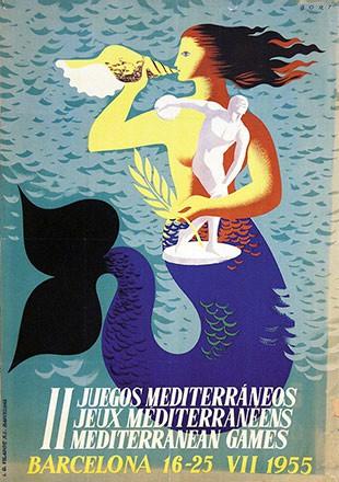 Bort - Mediterranean Games