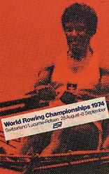 Baviera Michael - World Rowing Championships