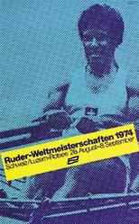 Baviera Michael - Ruder-Weltmeisterschaften