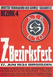 Anonym - Bezirksfest