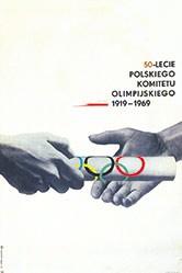 Anonym - Polskiego Kommiteu Olimpiskiego