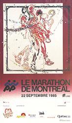Jelen Elisabeth - Le Marathon de Montreal