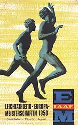 Anonym - Leichtathletik-Europa-Meisterschaften