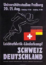 Anonym - Leichtathletik-Länderkampf