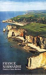 Beaujard Aérienne (Foto) - Normandie - France