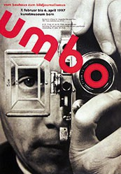 Blättler Gerhard - Umbo - Vom Bauhaus zum Bildjournalistin