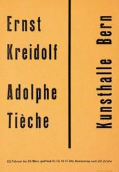 Flückiger Adolf - Ernst Kreidolf / Adolphe Tieche