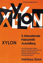 Gantenbein Heini - Xylon